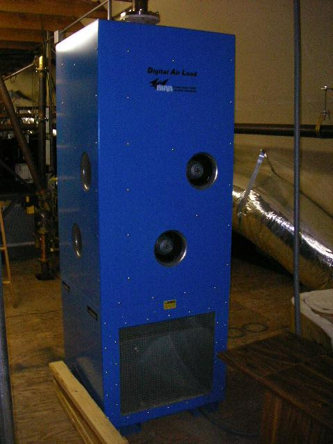 bird 40 KW UHF dummy load